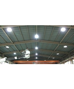 UFO LED Light High Bay 480V 150W 20215 Lumen 5000K UL & DLC