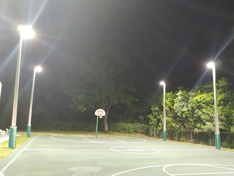 Basketball Court LED Ledradiant