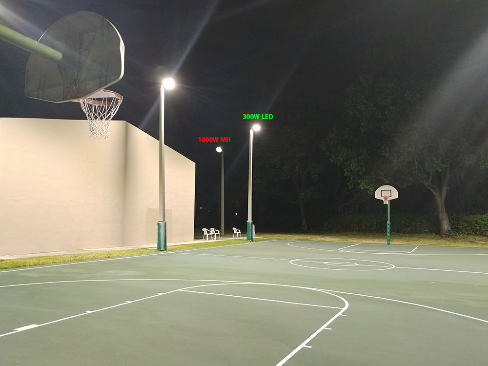 Tennis Court LED Lights