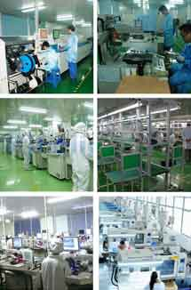 LED Lights Manufacturing Plant