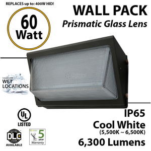 wall pack light