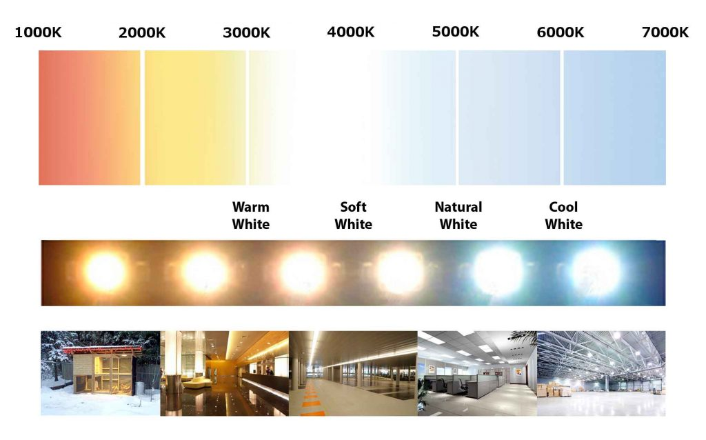 Know before switching: Color temperature explained