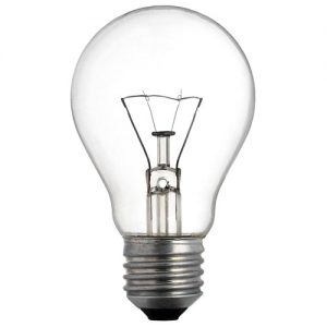 Switching to LED: Incandescent Lamp